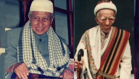 Kisah Haji Zainal Abidin Ikhwan TQN Rabhitoh kepada Tuan Guru Muhammad Zainuddin Abdul Madjid Lombok