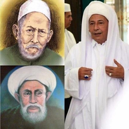 Imam Yahya Ba'alawi Al-Husaini RA Leluhur Marga Bin Yahya