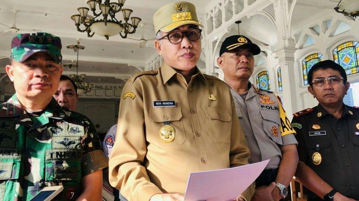 Forkopimda Aceh Lakukan Pemeriksaan Kesiapan Pemilu