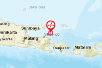 Gempa 6,4 SR Guncang Situbondo dan Bali