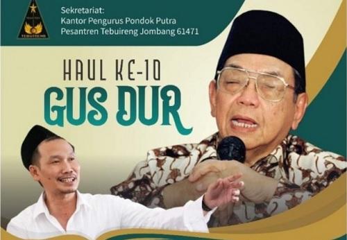 Gus Baha': Perilaku Gus Dur Selaras dengan Pandangan dan Perilaku Mbah Hasyim Asy'ari