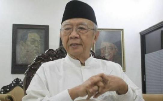Biografi KH. Salahuddin Wahid (Gus Sholah)