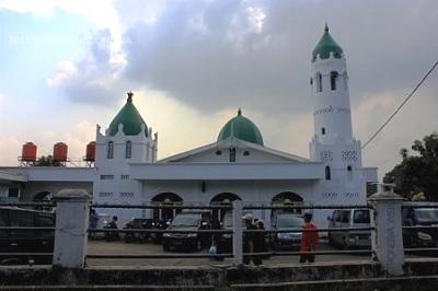 Habib Abdulllah Bin Mukhsin (Habib Empang Bogor)