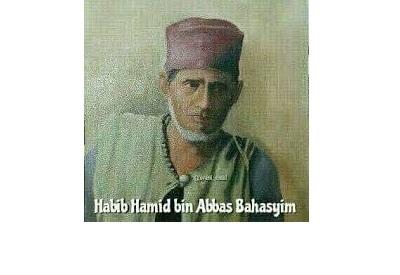 Biografi Habib Hamid bin Abbas Bahasyim