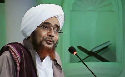 Keterangan Habib Umar bin Hafidz tentang Indonesia yang Diberkahi Allah