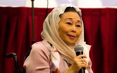 Biografi Dr. Dra. Hj. Sinta Nuriyah Wahid, M.Hum
