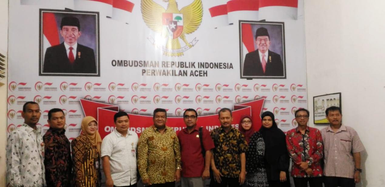Bahas Dana Desa, Tim Kesekjenan DPR-RI Kunjungi Ombudsman