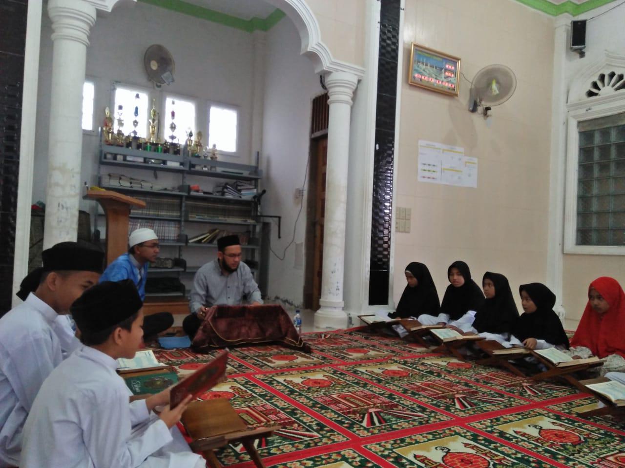 Enam Hafiz Terbaik Binaan Disdik Dayah Kota Banda Aceh