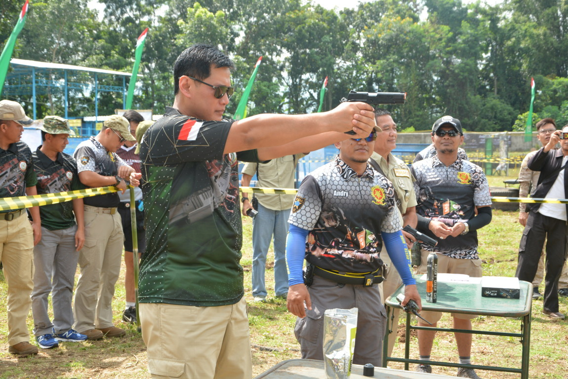 HUT ke-58 Kostrad, Dimeriahkan Lomba Tembak Cakra Airsoft Shooting Competition 2019