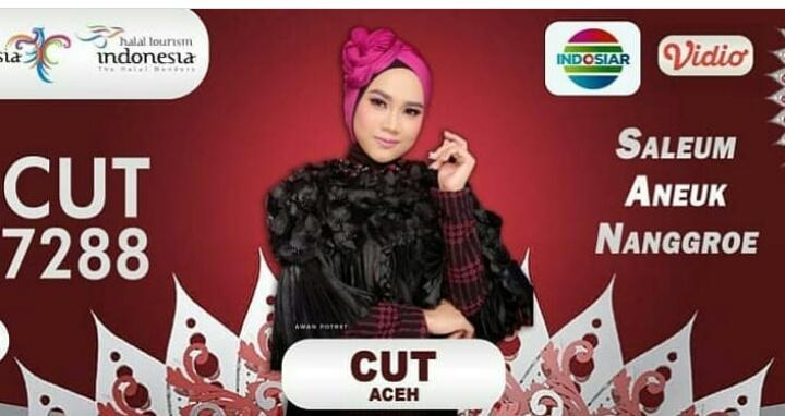 Malam Ini, Cut Aceh Tampil di Top 9 Besar