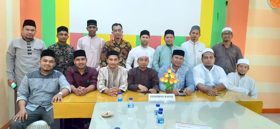 Rabithah Thaliban Aceh Besar Gelar Raker 2019