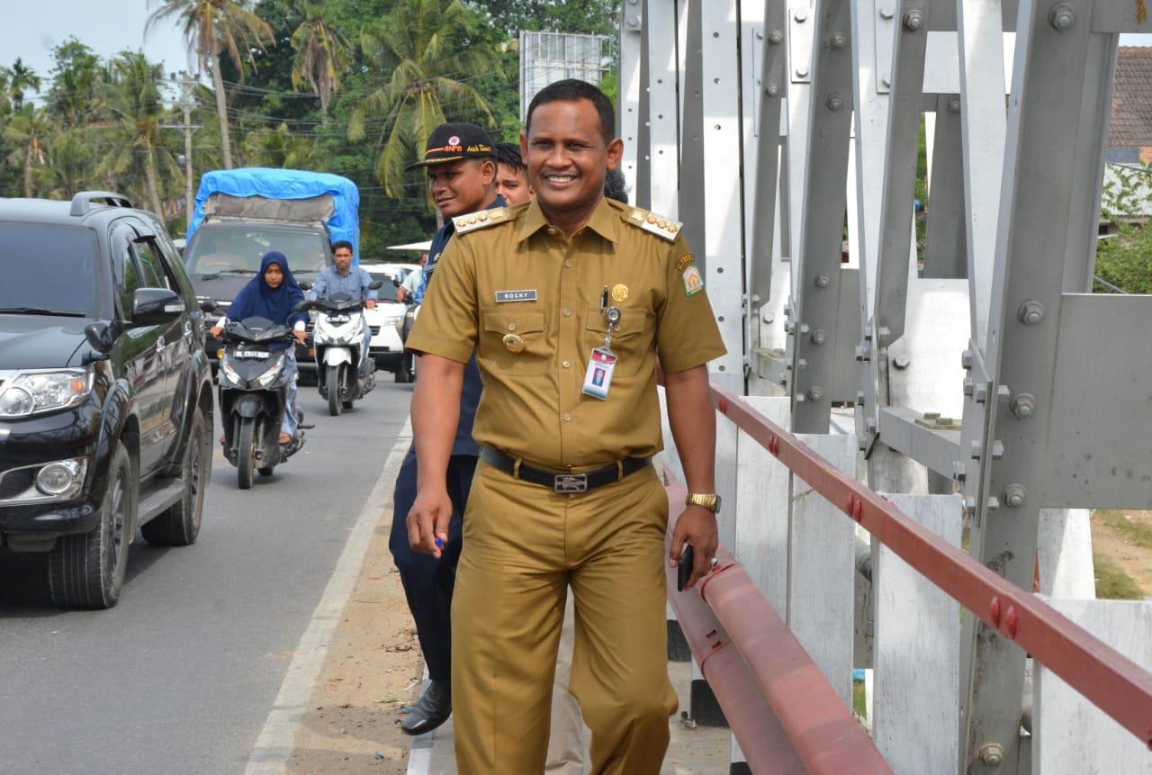Gunakan APBN, Dua Jembatan di Aceh Timur akan Dibangun