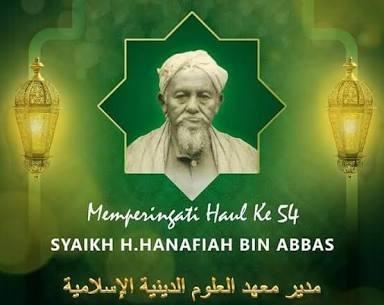 Syekh H. Hanafiah Abbas #7: Guru Idolanya Abu Abdul Wahab Seulimum