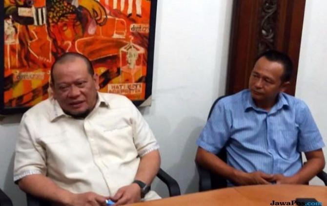 Apa Kata La Nyalla Setelah Beralih Dukung Jokowi?