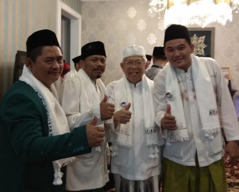 Mudzakarah Alim Ulama se-Indonesia Memutuskan Dukung Pasangan Jokowi-KH. Ma'ruf Amin