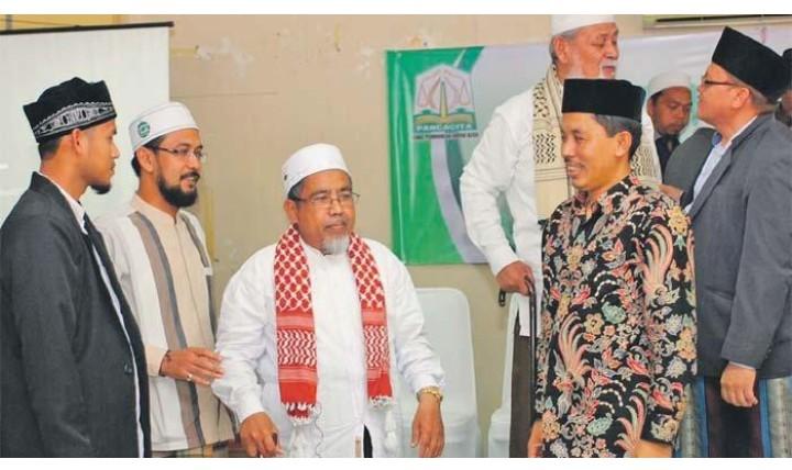 Pemerintah Apresiasi Ulama Aceh dalam Kritik dan Saran RUU Pesantren