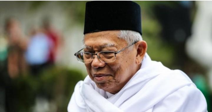 Prof. Dr (HC) KH Ma'ruf Amin: Santri, Kiai, Politisi, Ekonom dan Ulama