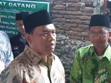 Realisasi Amanat Konferwil, PWNU DKI Jakarta Launching Program Bedah Rumah