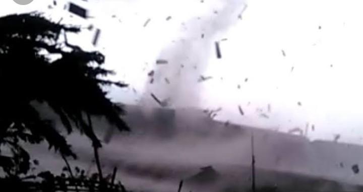 Angin Puting Beliung Landa Bandung: 371 Rumah Rusak, 16 Terluka