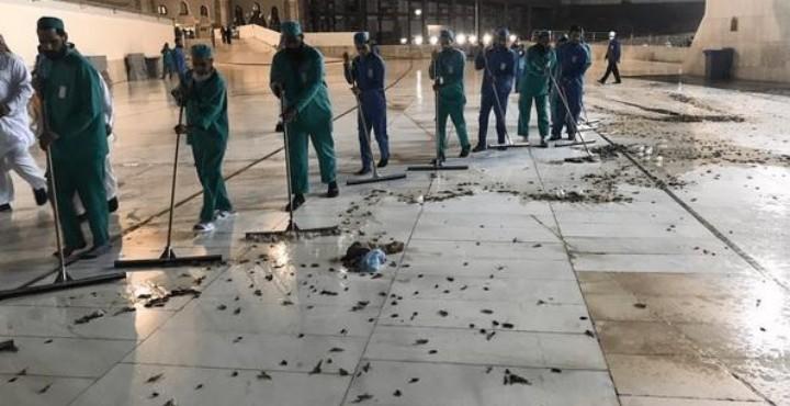Invasi Jangkrik hingga Banjir, Ini 5 Kejadian Tak Terduga di Makkah
