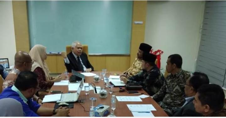 Lima Universitas Malaysia Jalin Kerjasama dengan IAIN Lhokseumawe