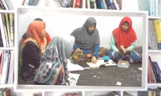 'Lembaga Kepenulisan' Ponpes Annuqayah Lubri Gali Potensi Santriwati