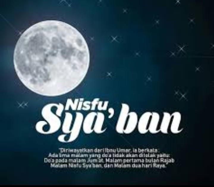 Bulan Syakban #2: Nama Lain Malam Nisfu Syakban