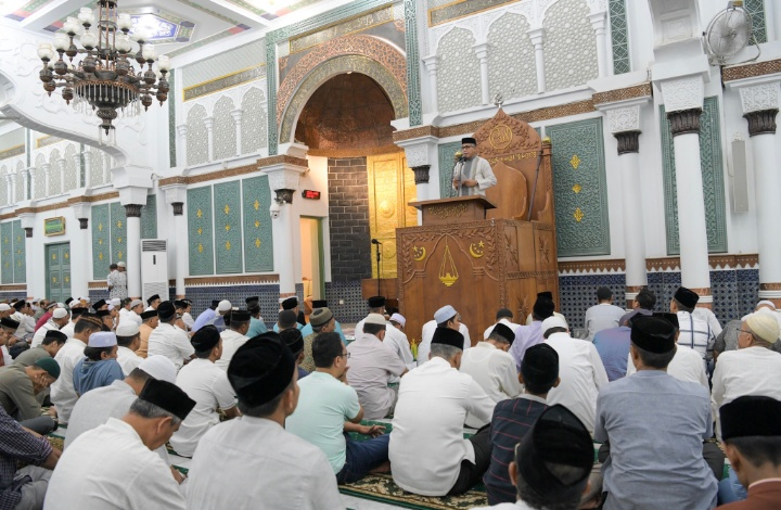 Peringatan Nuzulul Quran Momentum Menumbuhkan Minat Baca dan Menulis