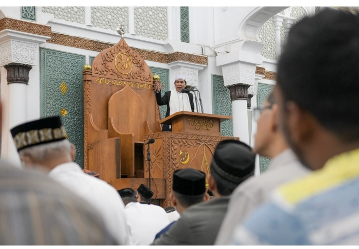 Tu Sop : Kesuksesan Dunia dan Akhirat Adalah Berpedoman kepada Al Quran