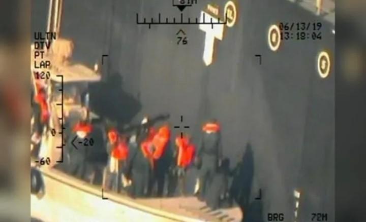 Amerika Serikat Klaim Iran Terlibat dalam Serangan Kapal Tanker