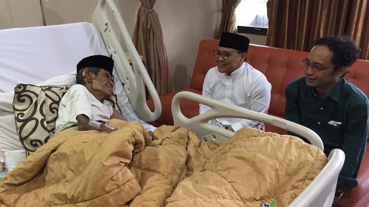 KBNU Kembali Berduka, KH. Muchlas Dimiyati Gedongan Cirebon Wafat