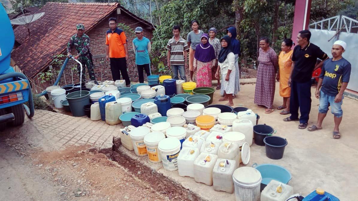5 Wilayah di Kabupaten Temanggung Alami Bencana Kekeringan