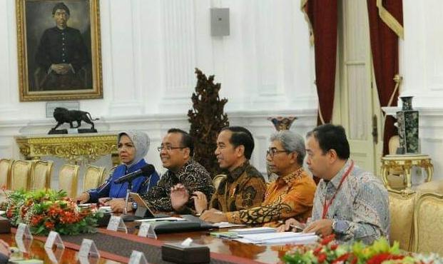 Jokowi Sudah Kirim Surat Presiden ke DPR Terkait Revisi UU KPK