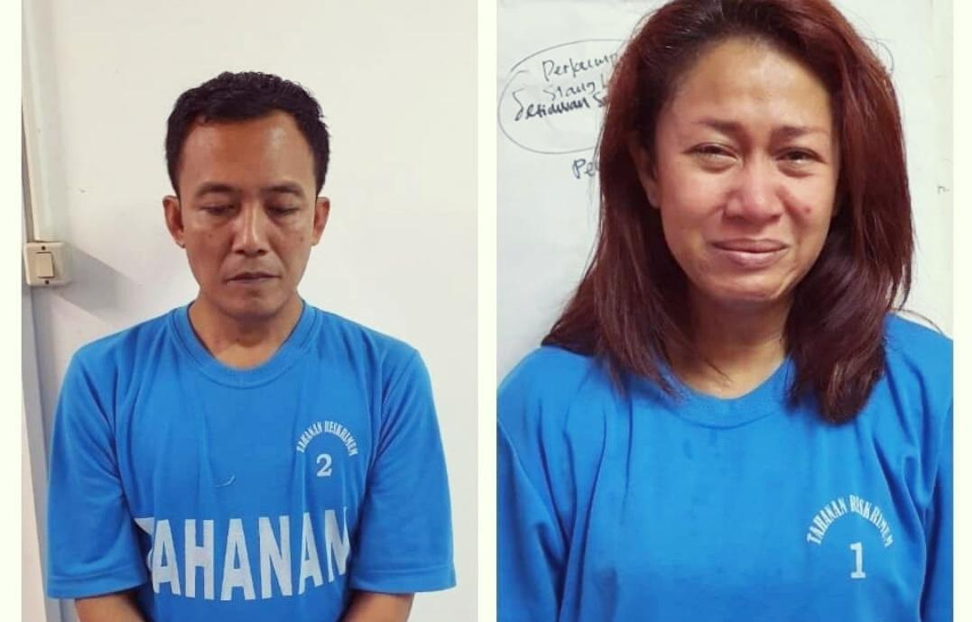 Raja dan Ratu Keraton Agung Sejagat di Purworejo Ditangkap Polisi