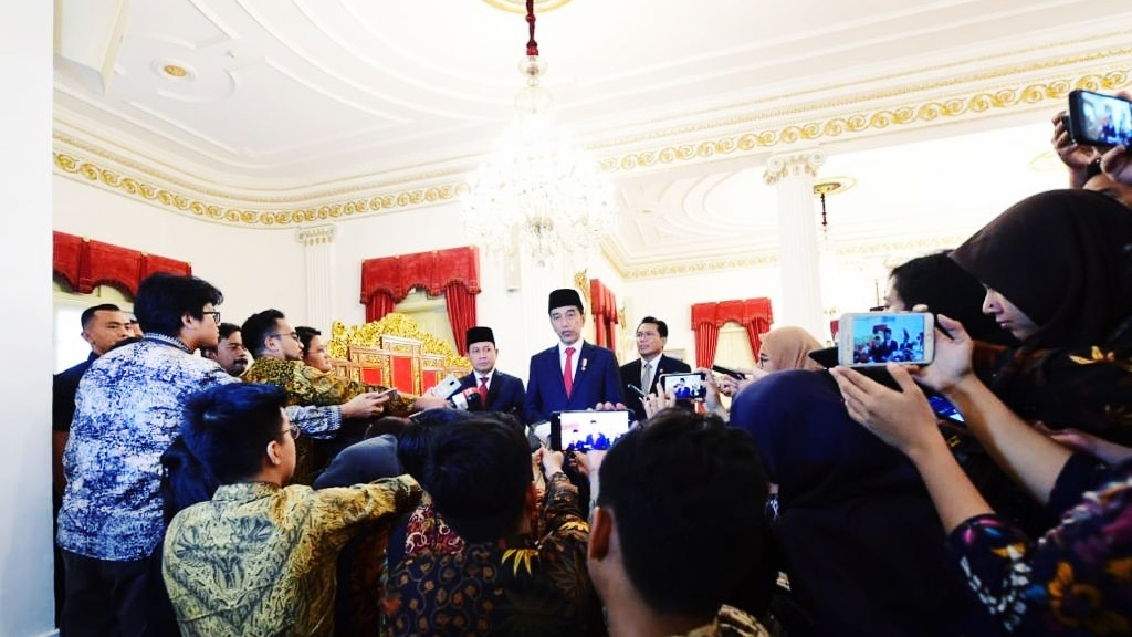 Presiden Jokowi: Pemerintah Tidak Berencana Pulangkan WNI eks ISIS