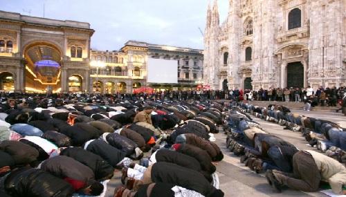 Subhanallah, 70 Ribu Warga Italia Berbondong-bondong Masuk Islam