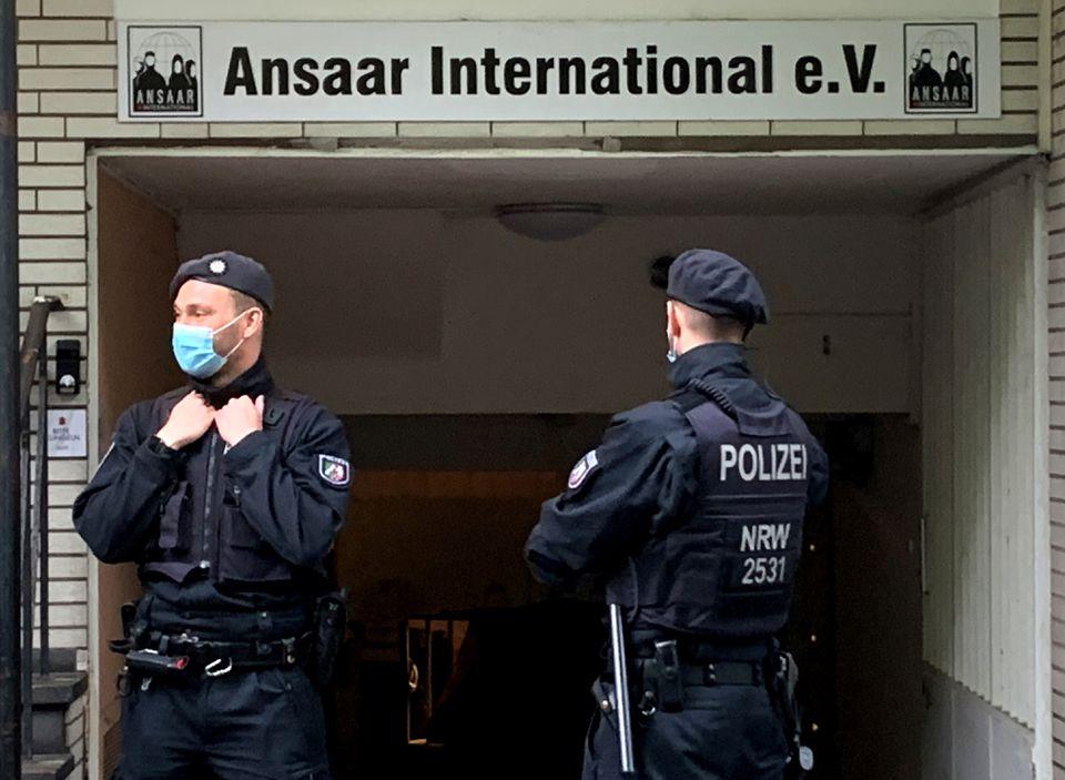 Jerman Melarang Kelompok Islam Ansaar Karena Dugaan Pendanaan Terorisme