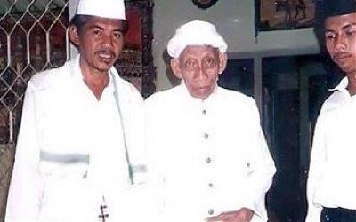 Biografi KH. Adlan Aly