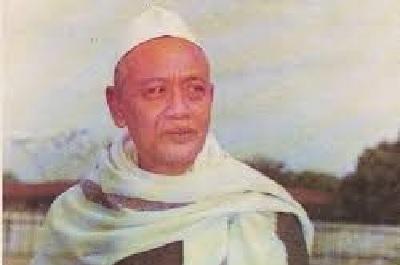 Biografi KH Ali Maksum