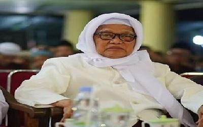 Biografi KH Anwar Mansur Lirboyo