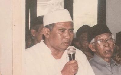 Biografi KH. Dalhar Munawwir