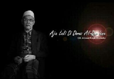 Biografi KH. Faqih Muntaha