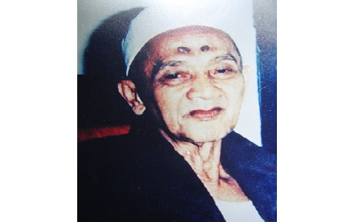 Biografi KH M Mubassyir Mundzir
