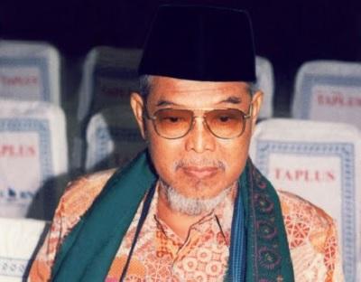 Biografi KH. Ma'mun Muzayyin