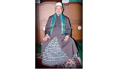 Biografi KH. Mufid Mas'ud