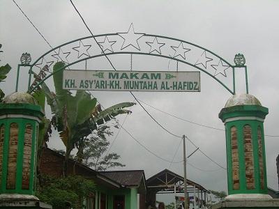 Wisata Religi dan Bertawassul di Makam KH.R. Muntaha Al Hafidz Wonosobo