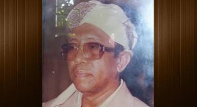 Biografi KH. Tolchah Mansoer