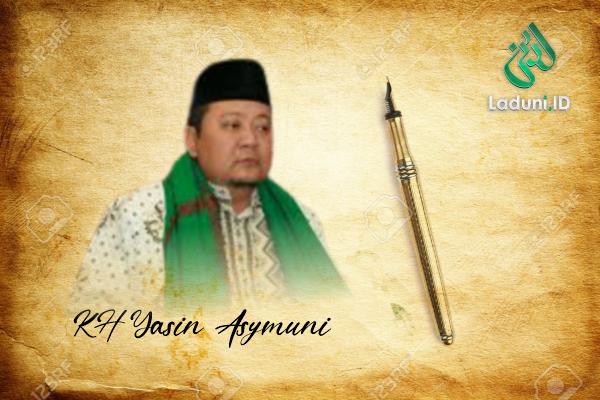Biografi KH Yasin Asymuni