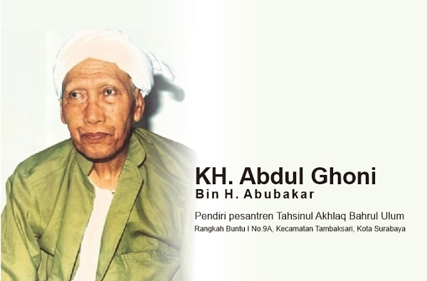 Biografi KH. Abdul Ghoni