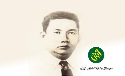Biografi KH. Abdul Kholik Hasyim